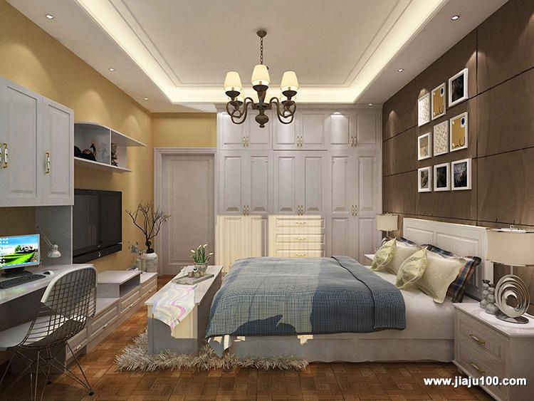 卧室整体家具设计