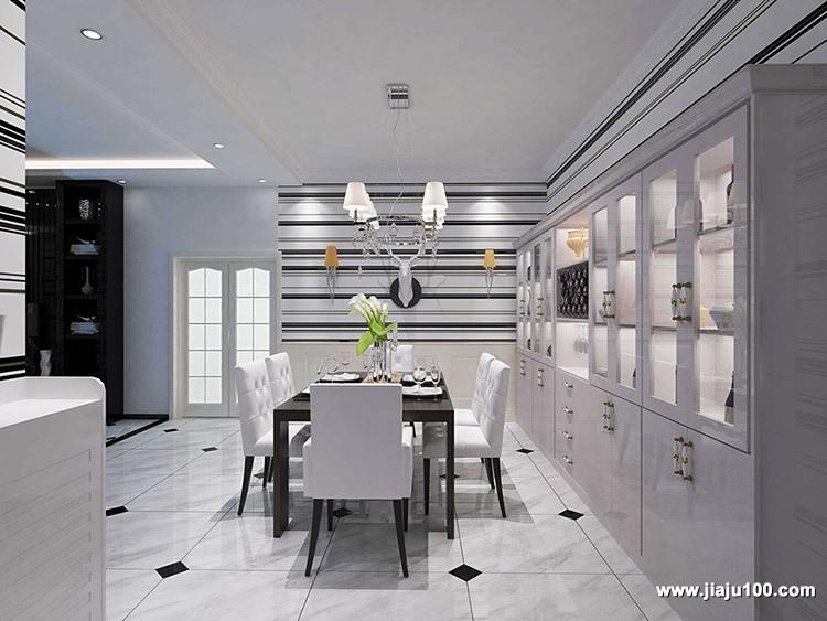 餐厅整体家具定制