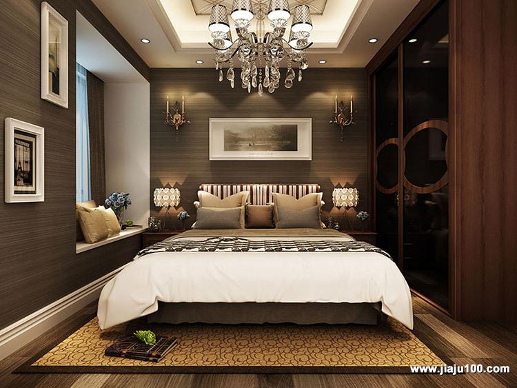 小户型卧室设计图