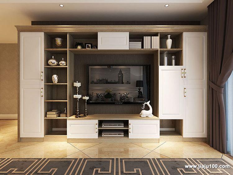 客厅电视柜最新款设计