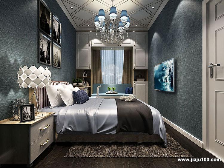 卧室全屋家具定制
