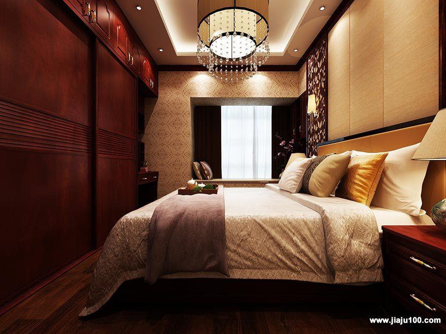 卧室家具飘窗定制