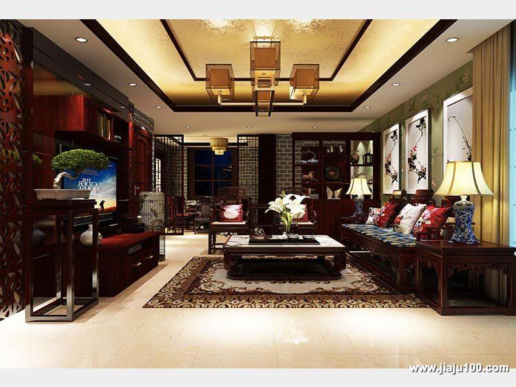 中式客厅家具定制