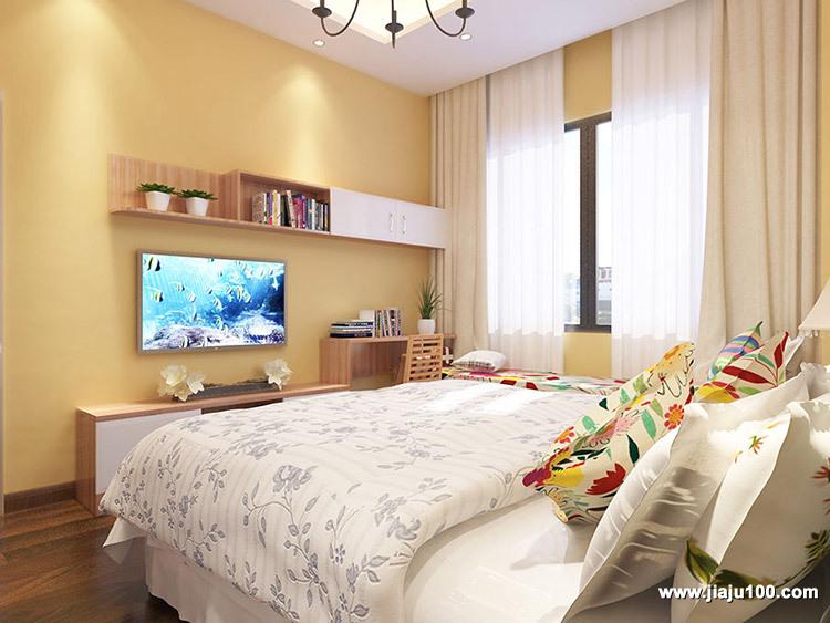 卧室整体家具定制