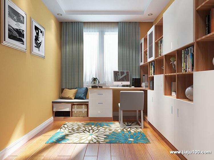 书房全屋家具定制
