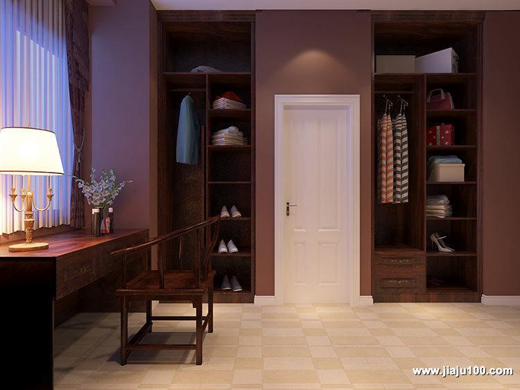 隐藏式衣柜设计
