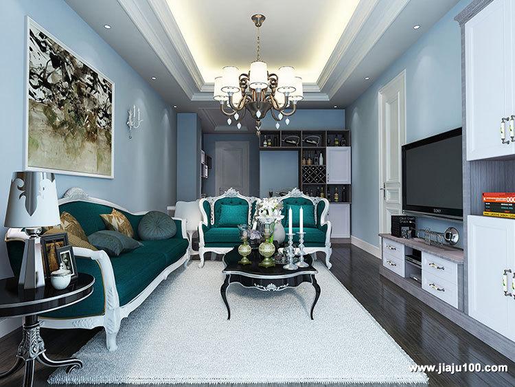 客厅沙发吊顶效果图客厅