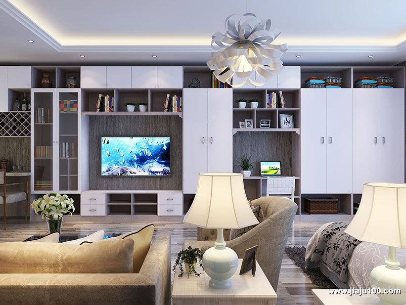 电视柜高度设计