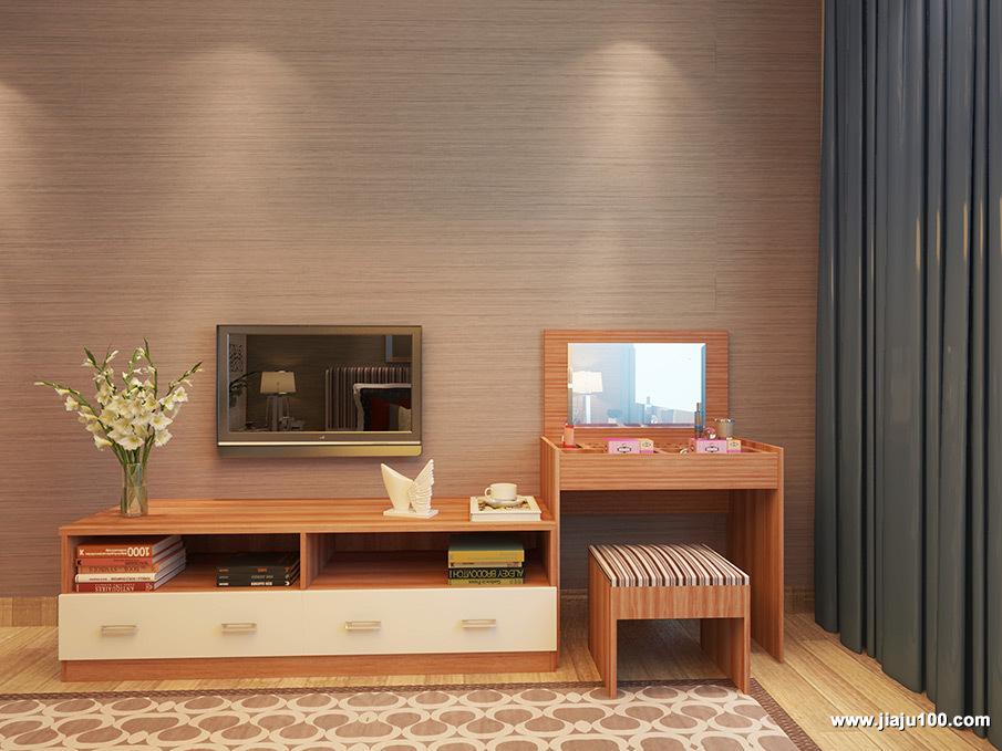 电视柜梳妆台设计