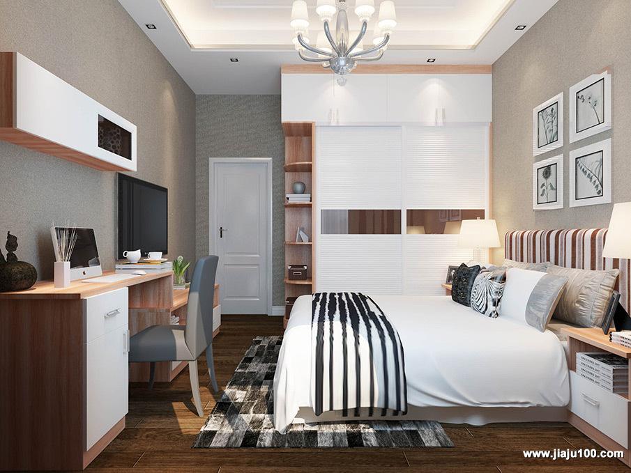 卧室家具衣柜定制
