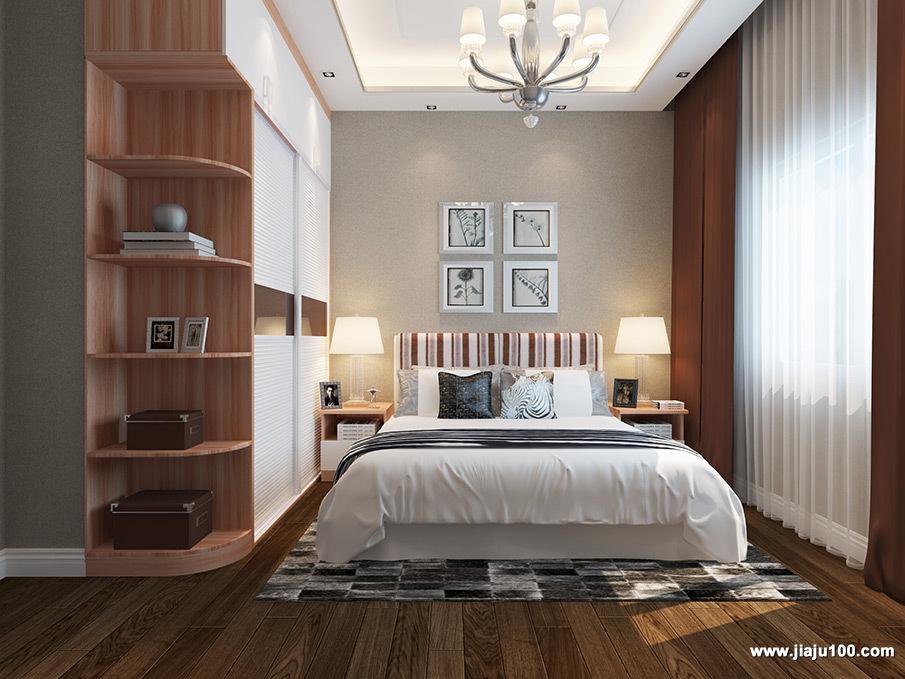 卧室衣柜十大品牌