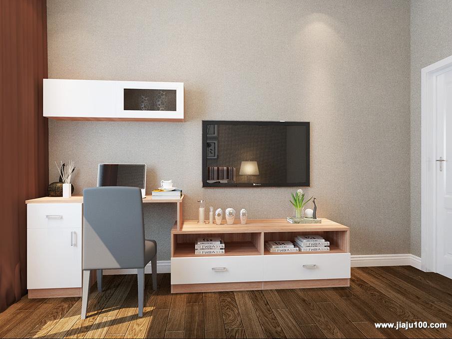电视柜书桌椅组合家具