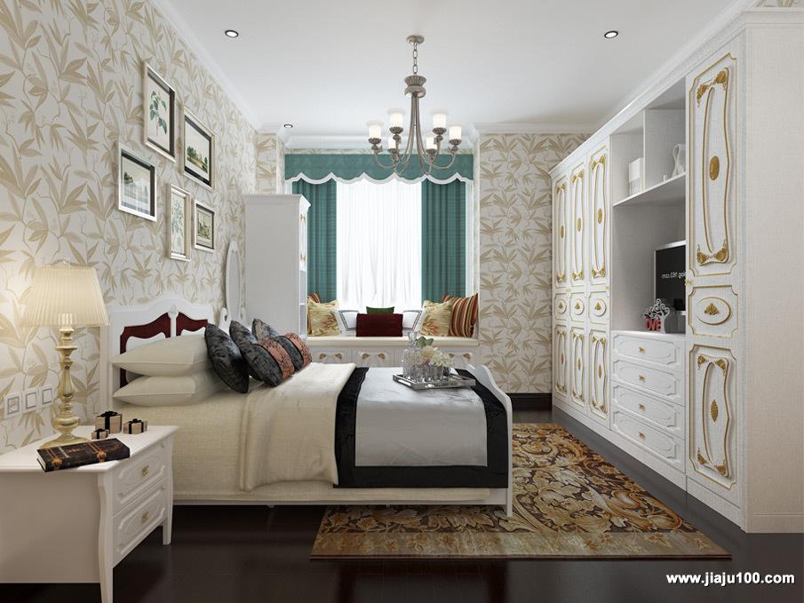 美式卧室家具定制