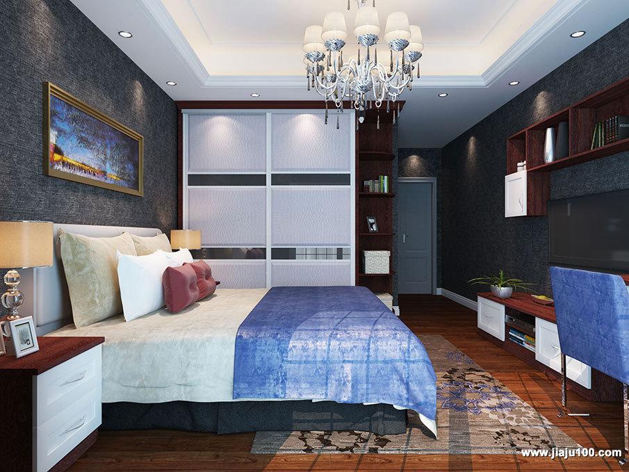 卧室成品家具定制