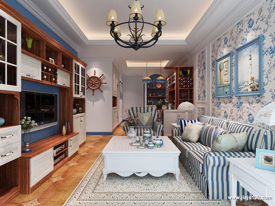 地中海特色家具设计