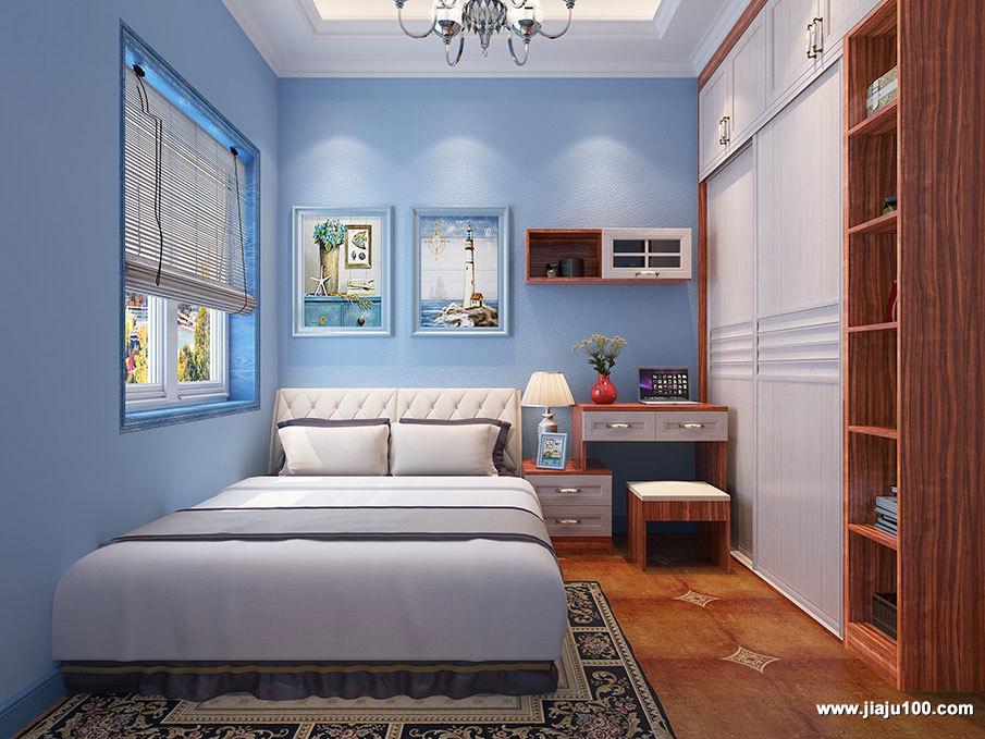 小型卧室家具设计