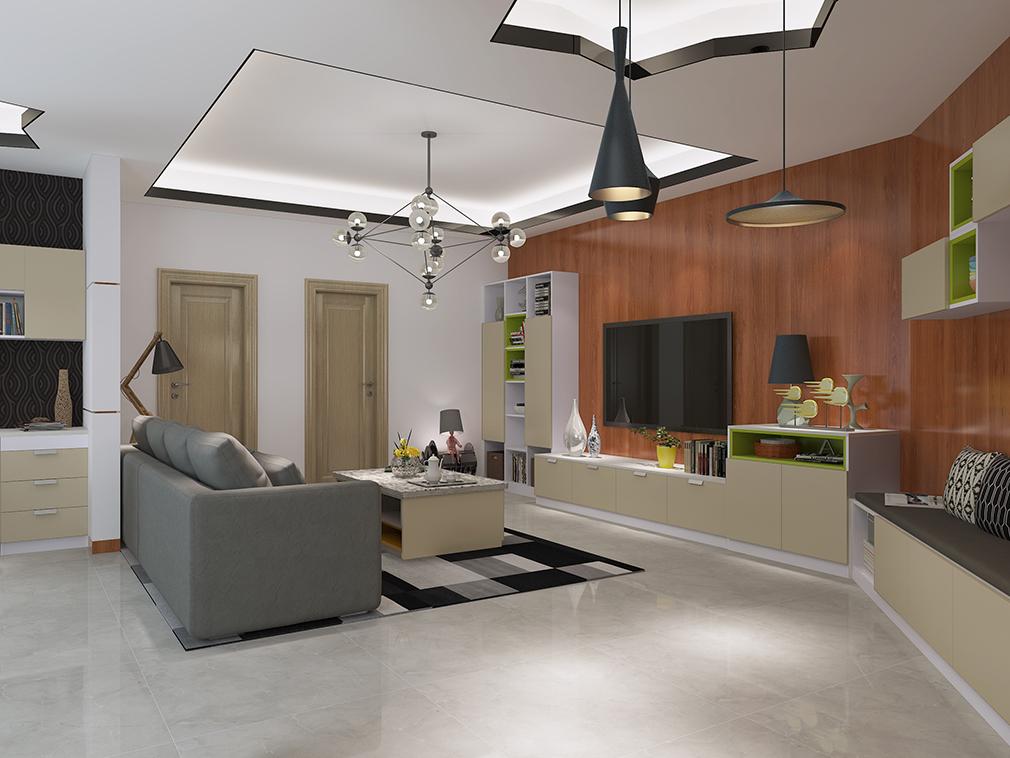 客厅有横梁怎么装修,客厅横梁装修效果图