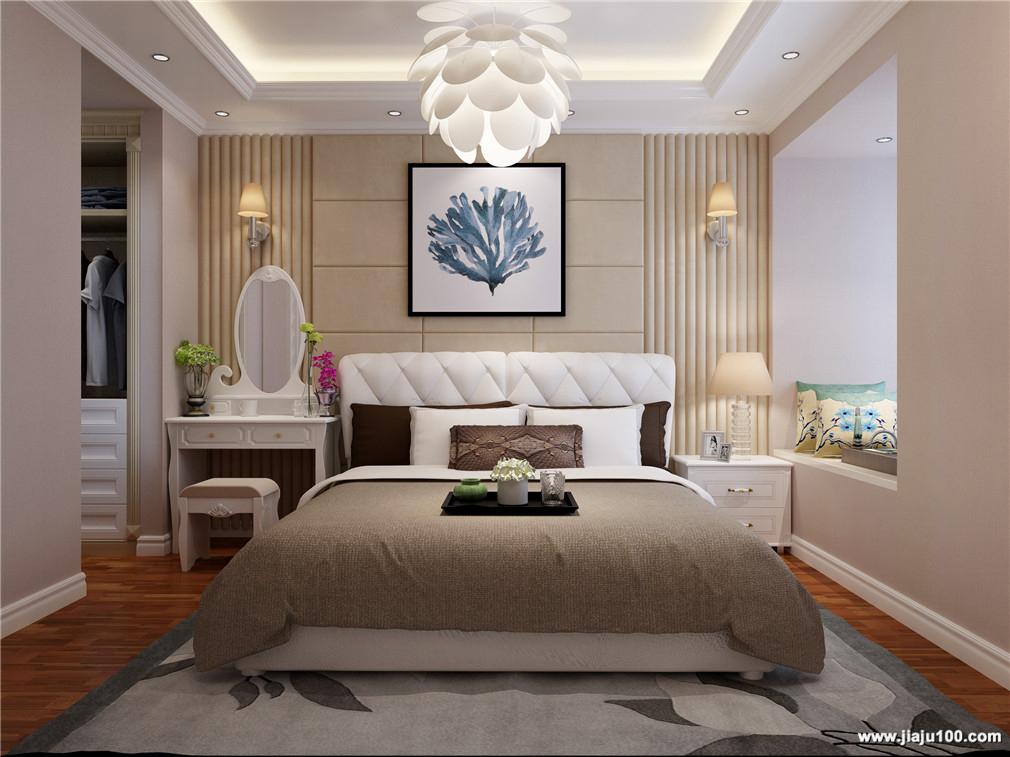 床+床头柜