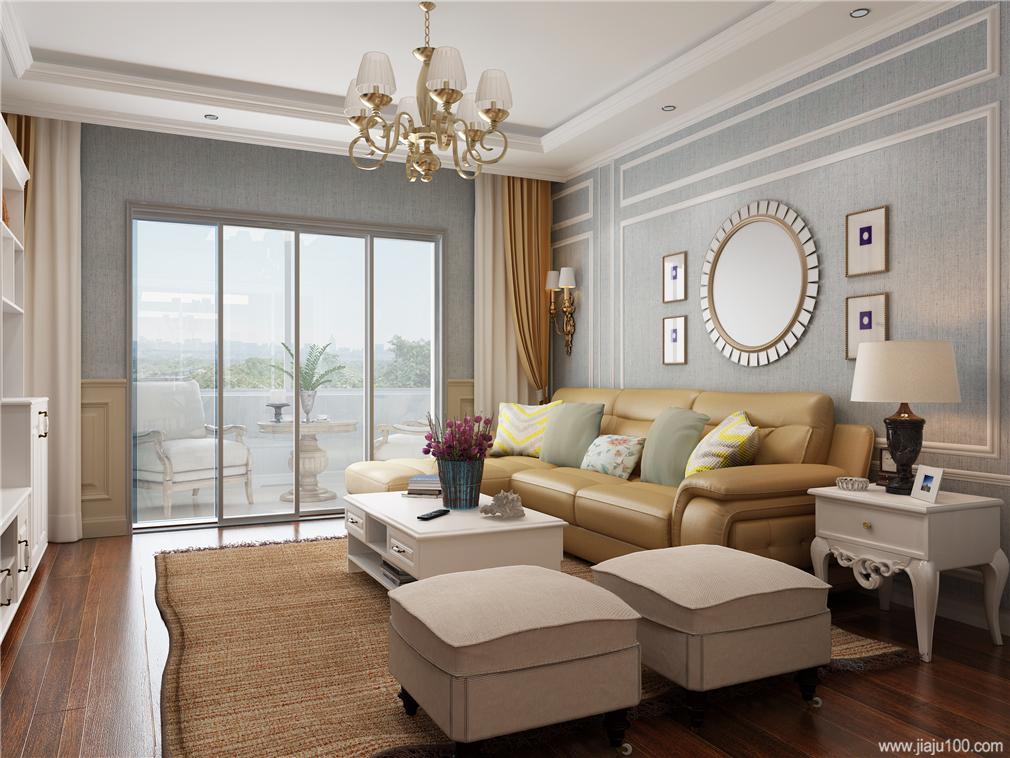 沙发茶几外观设计