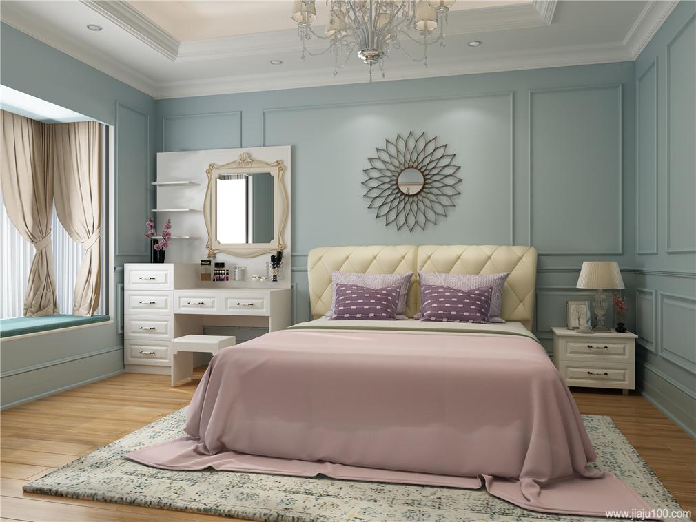 整体卧室家具定制