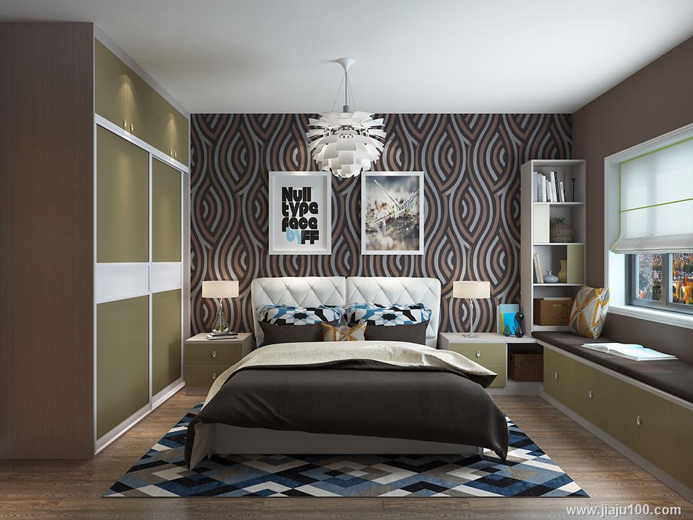 卧室家具地柜定制