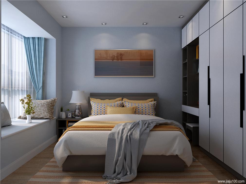 臥室床頭柜尺寸