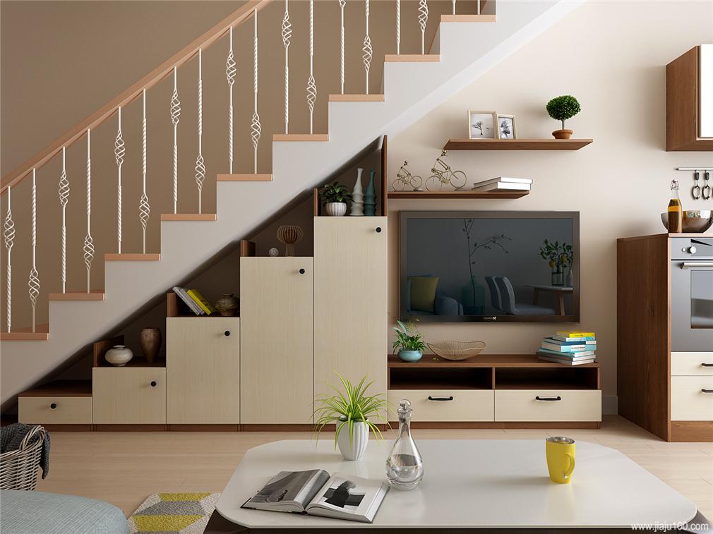 阶梯型电视柜高度