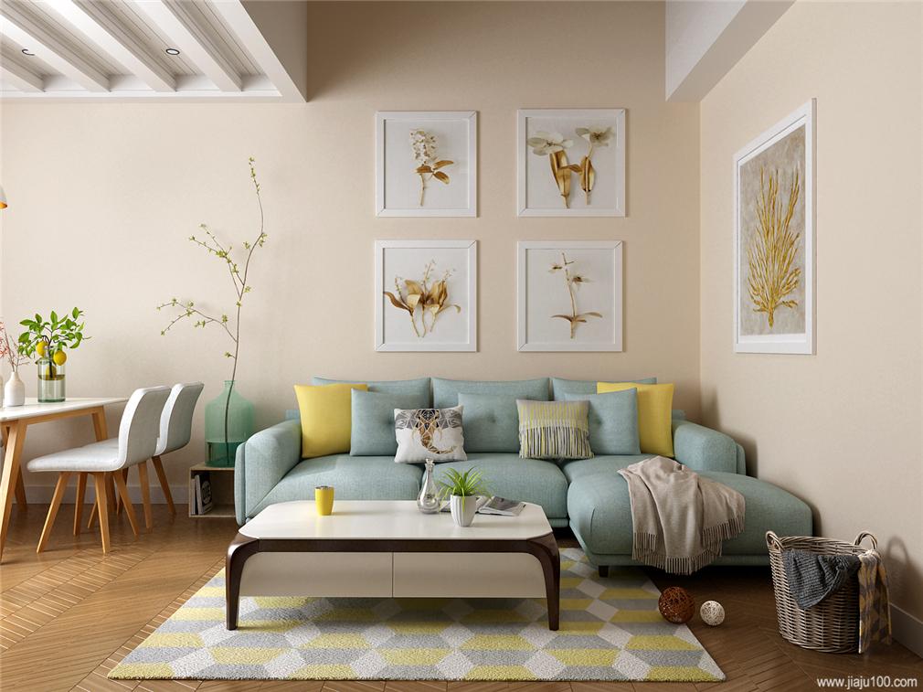 小户型布艺沙发价格