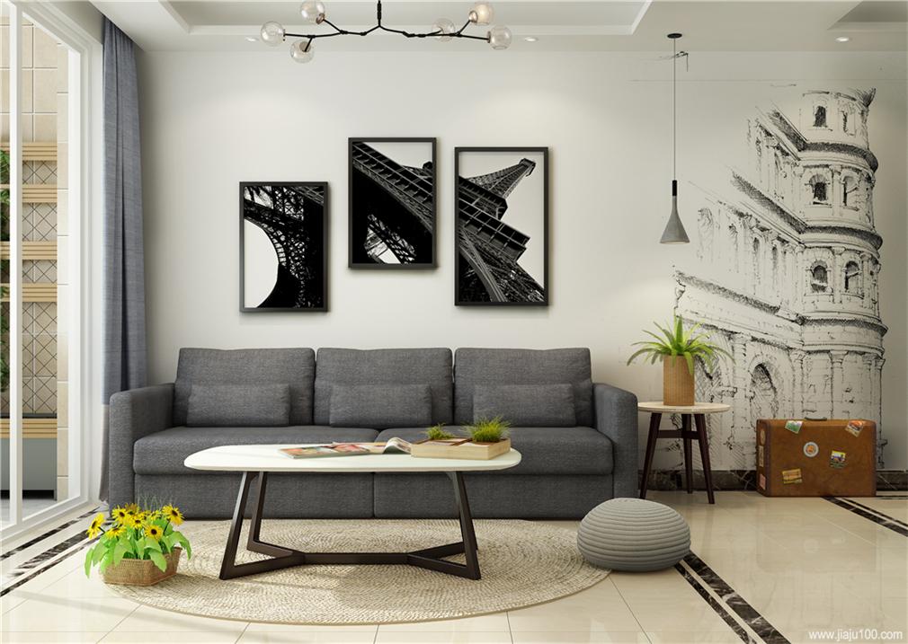 布艺沙发组合价格