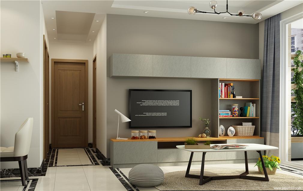 现代风格电视柜样式