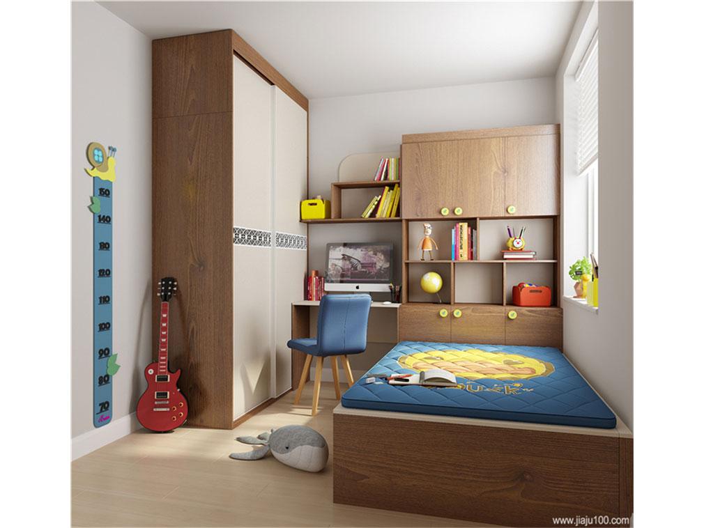 定制卧室衣柜