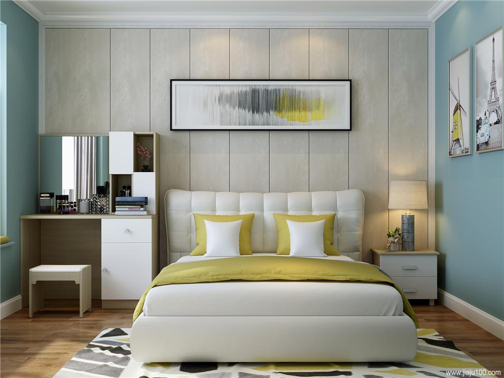 卧室真皮软床价格