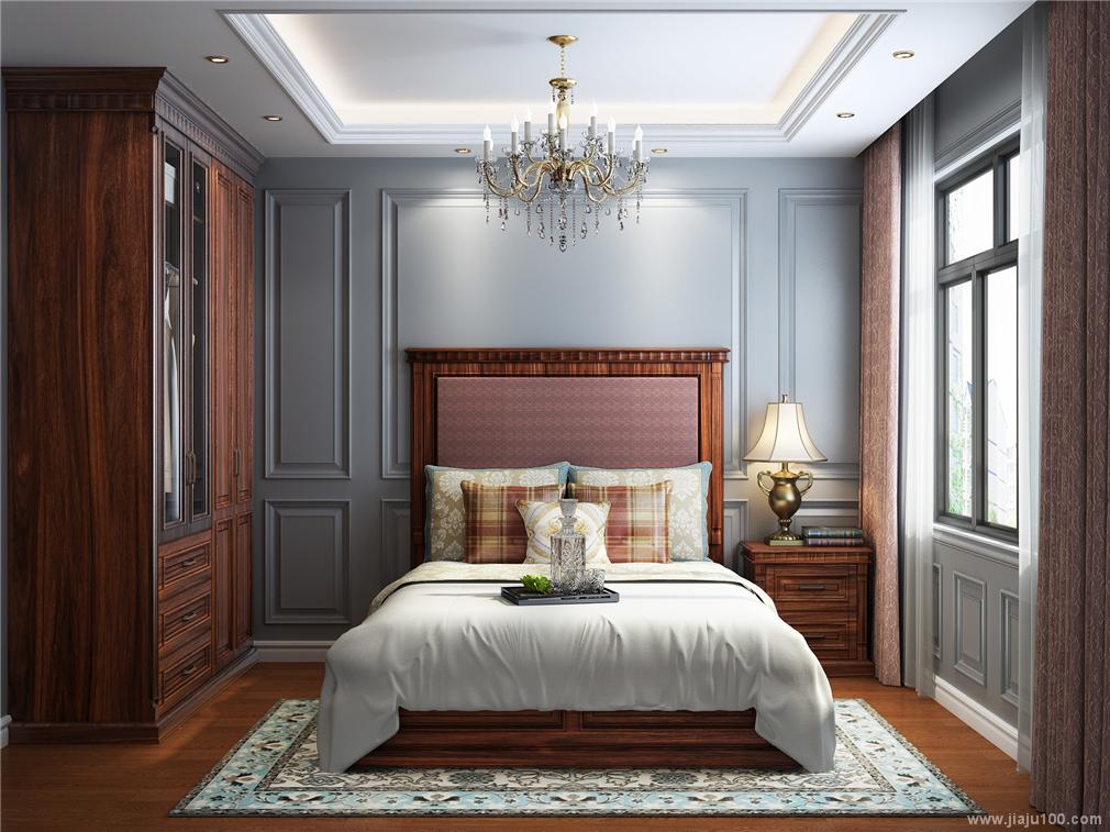 卧室床设计图片