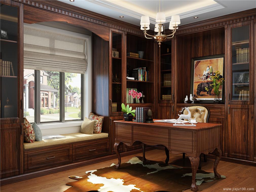 书桌柜书架尺寸