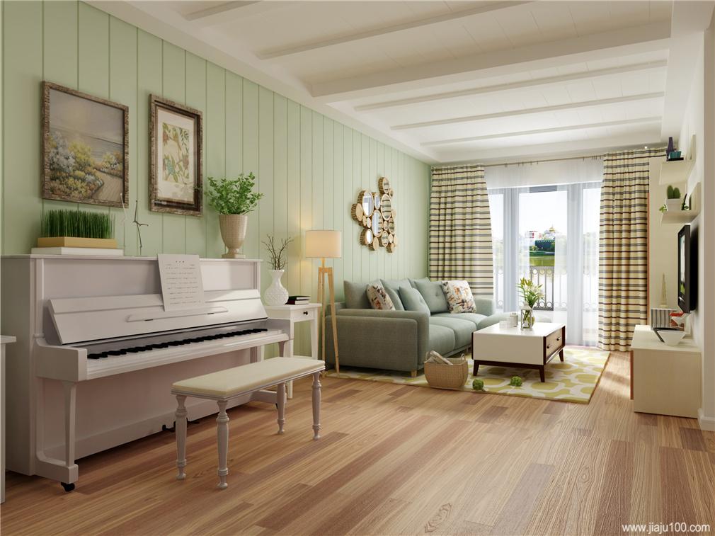 客厅沙发电视柜设计图片