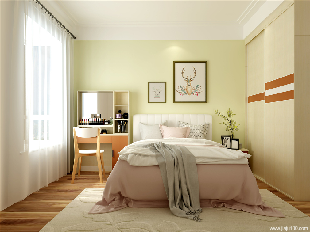 卧室家具衣柜设计