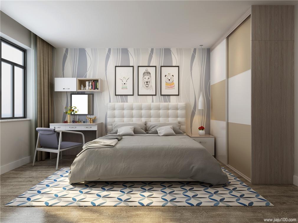 卧室家具定制图片