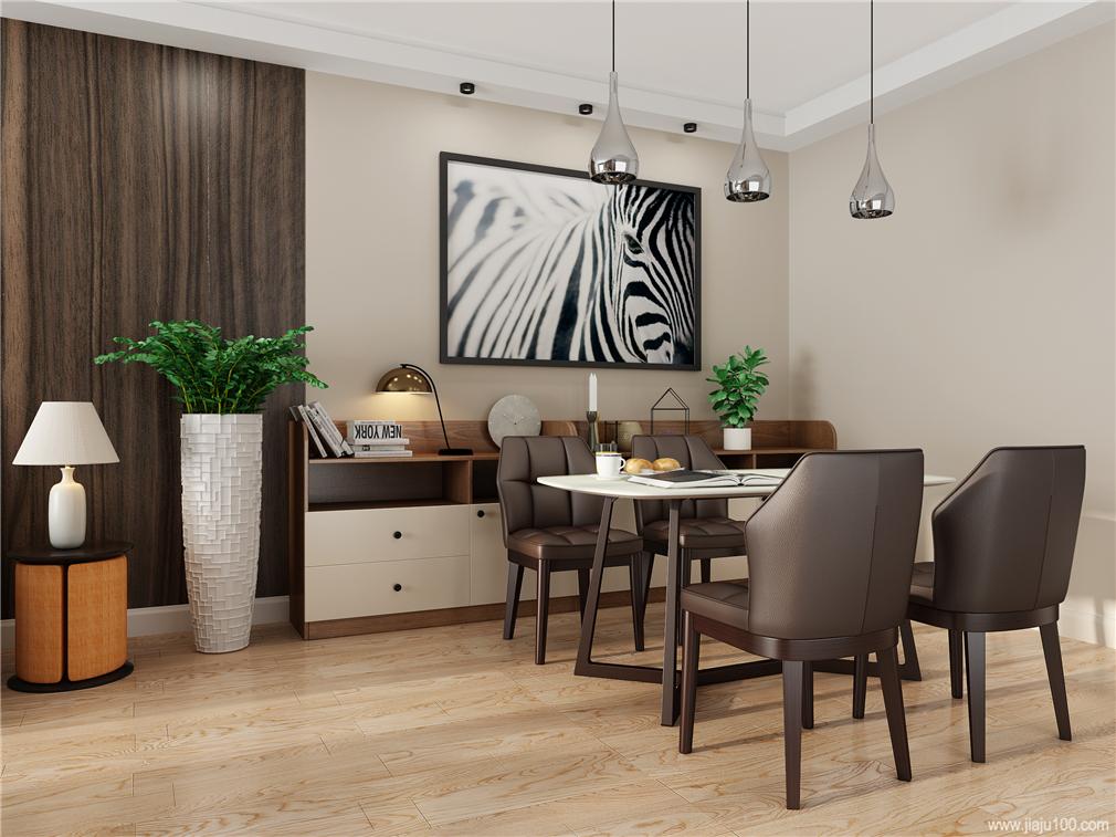 客厅家具搭配效果图
