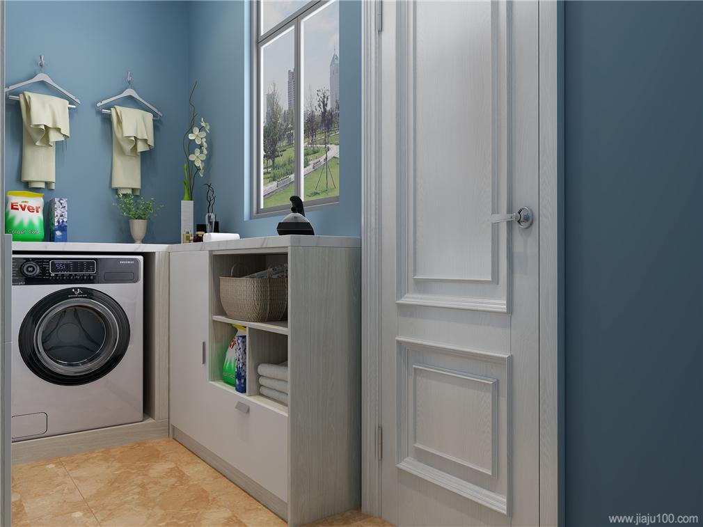 洗衣柜储物柜