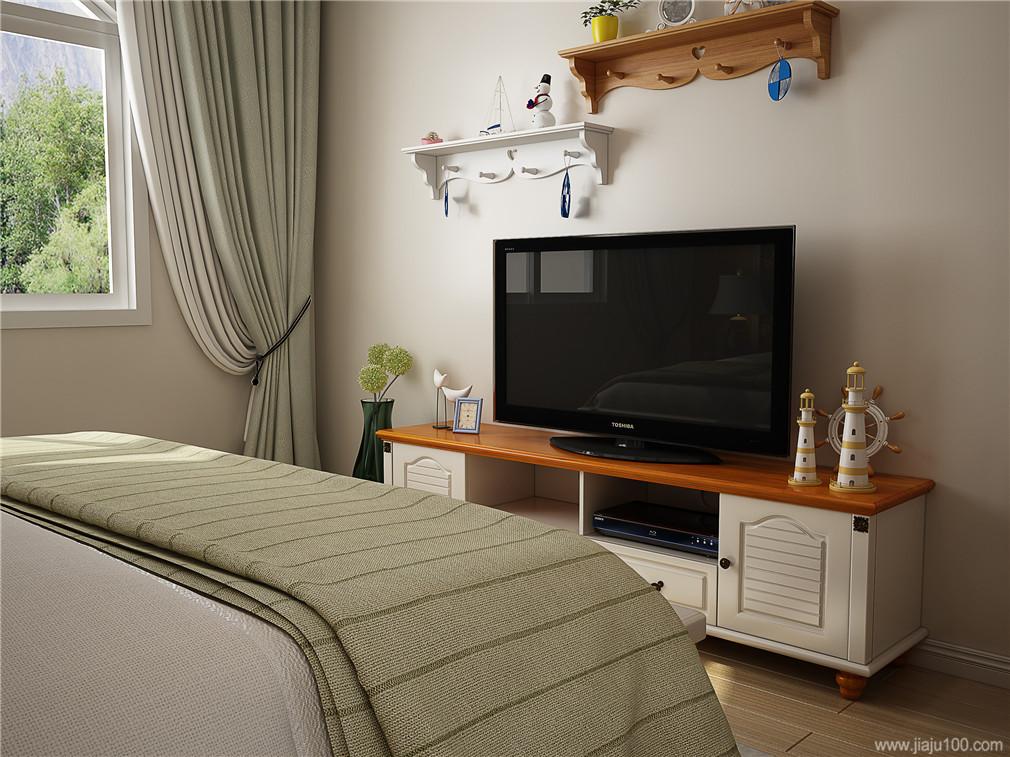 地中海风格电视柜