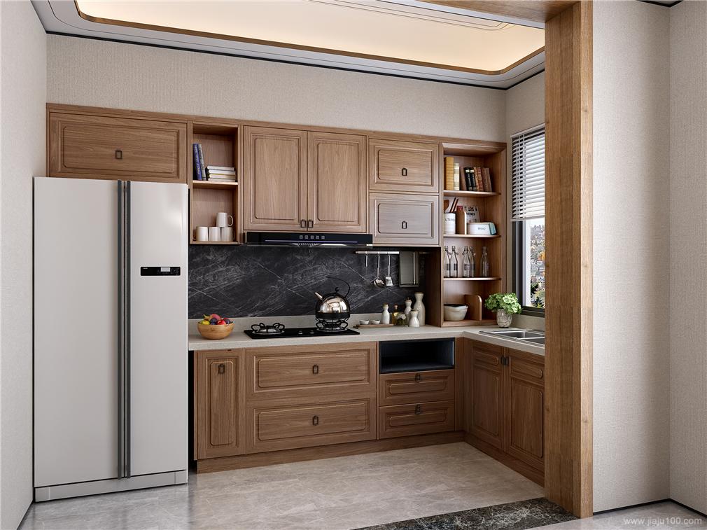 厨房橱柜组合定制