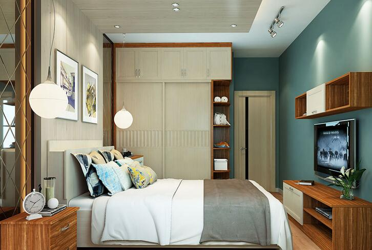 定制衣柜助你打造个性卧室