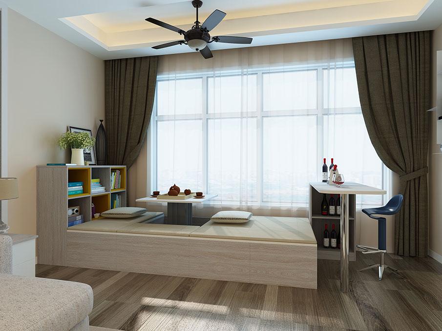榻榻米床能装抽屉吗_榻榻米好用吗,适合放在家里哪个位置?_诗尼曼官方商城