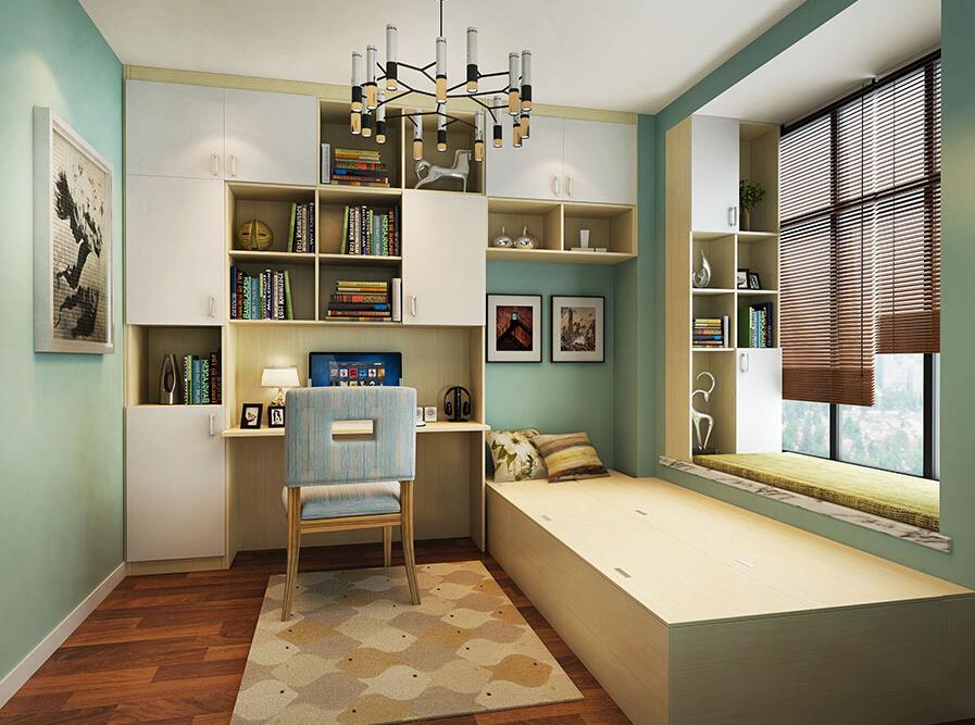 定制书房家具