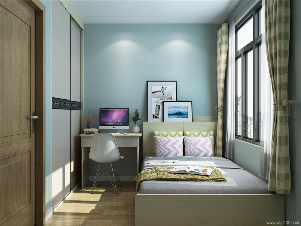 青少年房间家具定制