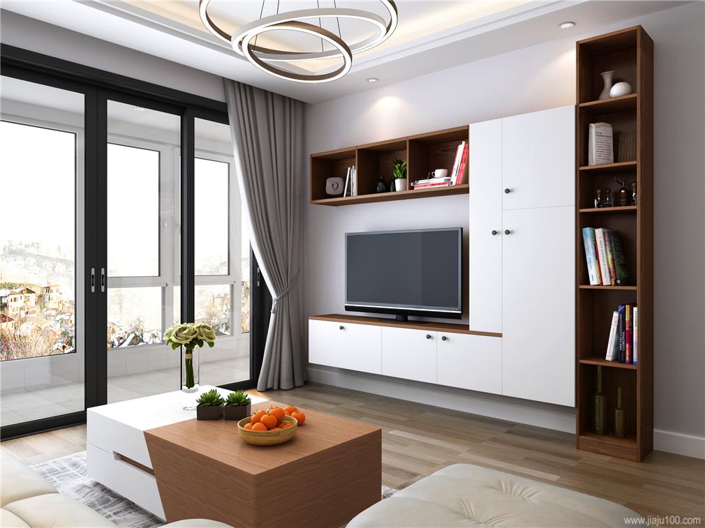 现代风格电视柜定制