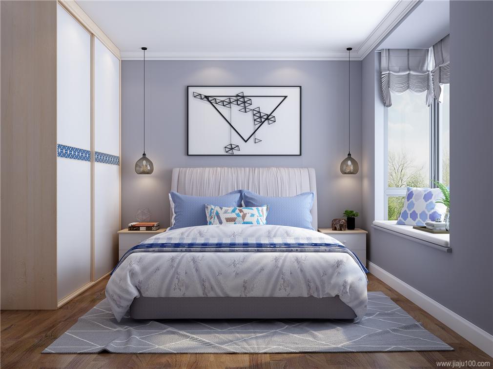简约卧室家具