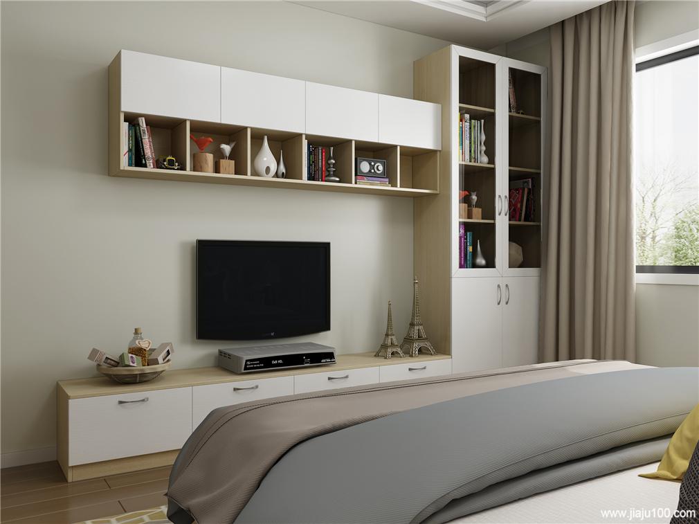 卧室电视柜图片