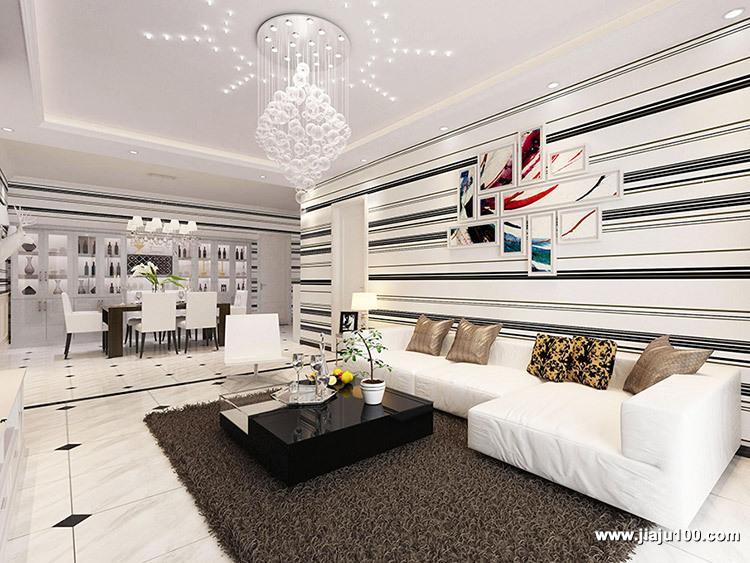 客厅家具设计效果图