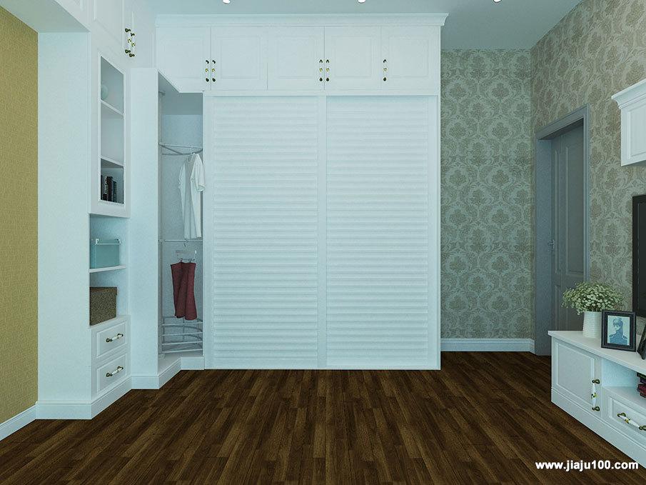 卧室家具定制效果图